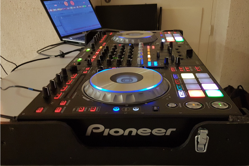 Pioneer DDJ SZ